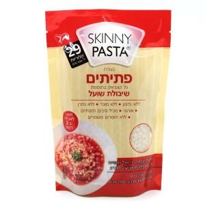סקיני פסטה – פתיתים שיבולת שועל (אדום)