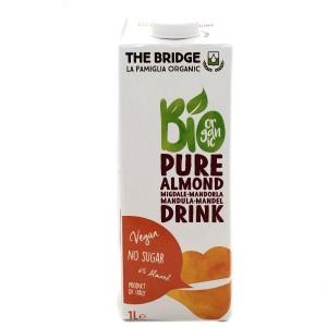 משקה שקדים אורגני 1 ליטר – Bio מבצע 2 ב-30 ש״ח
