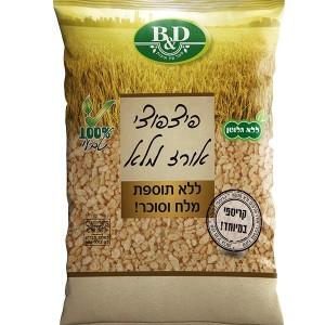 פיצפוצי אורז מלא 450 גרם – B&D