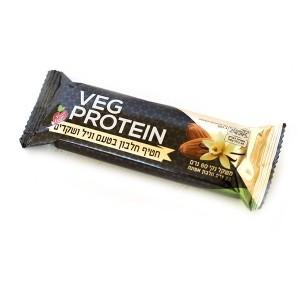 חטיף Veg Protein – וניל שקדים