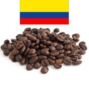פולי קפה שלמים קלויים – קולומביה