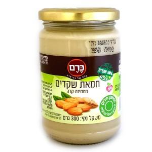 חמאת שקדים 300 גרם – כרם