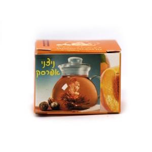פקעות תה קטנות – ניצני אפרסק