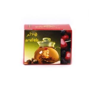 פקעות תה קטנות – פירות אדומים