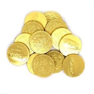 מטבעות שוקולד כרמית – חלבי