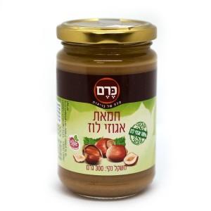 חמאת אגוזי לוז – הכרם