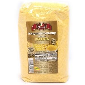 קמח תירס להכנת פולנטה מהירה 1 ק״ג – תומר
