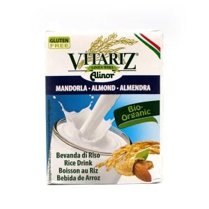 משקה אורז שקדים אורגני אישי ויטאריז – 3 יח׳ ב-10 ש״ח