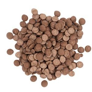 שוקולד חלב מטבעות 35% (חלבי) – לובקה Lubeca