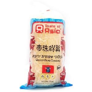מקלוני שעועית ירוקה – Taste of Asia