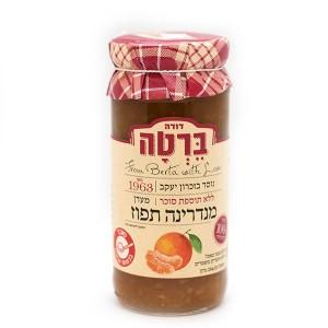 קונפיטורת מנדרינה תפוז – ברטה – 2 יח׳ ב-30 ש״ח