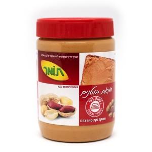 חמאת בוטנים 510 גרם – תומר