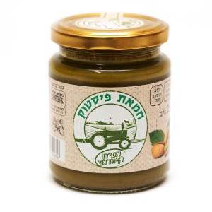 חמאת פיסטוק – העידן האורגני