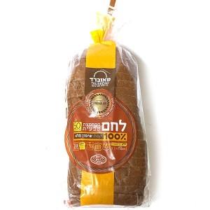 לחם ממחמצת טבעית 100% שיפון מלא – טאוברד