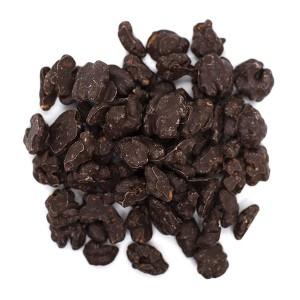 אגוזי מלך בציפוי שוקולד במשקל (פרווה)