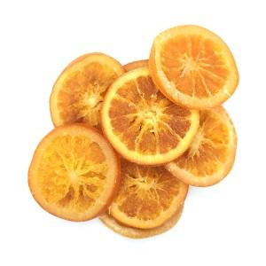 פרוסות תפוז מסוכרות