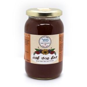 דבש טהור מפרחי שדה 1 ק״ג – משק מור