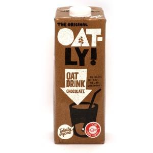 משקה שיבולת שועל OAT-LY בטעם שוקולד – 2 יח׳ ב-30 ש״ח