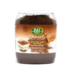 אבקת קקאו 400 גרם – B&D