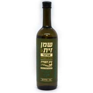 שמן זית בלנד ישראלי אורגני עץ השדה – 750 מ״ל