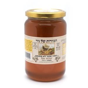 דבש טהור מפרחי אשל 1 ק״ג – הכוורת של ניר