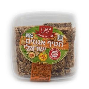חטיף אגוזים ישראלי – בני ריאד מחרום