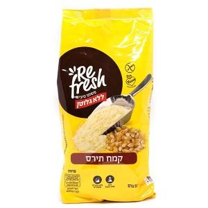 """קמח תירס ללא גלוטן 500 מ""""ל – Re fresh"""
