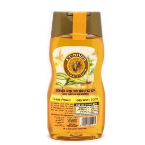דבש דבורים טהור לחיץ מפרחי אקליפטוס – כוורת יניב