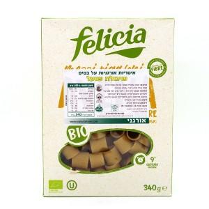 אטריות אורגניות על בסיס שיבולת שועל Felicia – צורת צינור