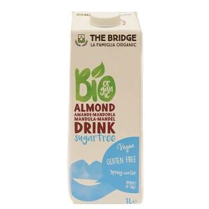 משקה שקדים אורגני ללא תוספת סוכר 1 ליטר – Bio מבצע 2 ב-30 ש״ח