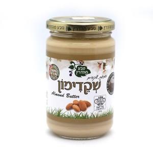 חמאת שקדים 300 גרם – שקדימון