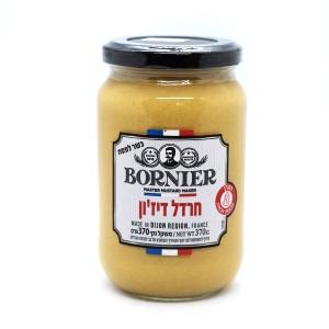 חרדל דיז׳ון 370 גרם – Bornier