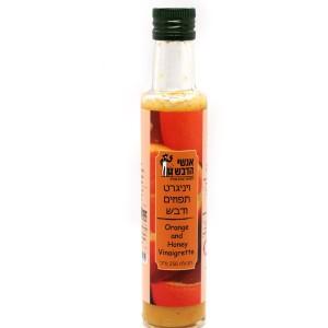 ויניגרט תפוזים ודבש – אנשי הזית