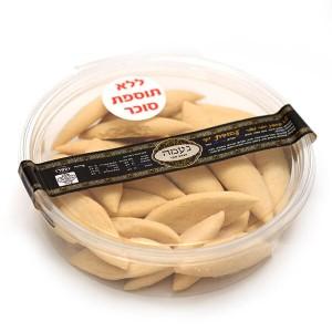 עוגיות אצבע שקד ללא תוספת סוכר (נעמה)