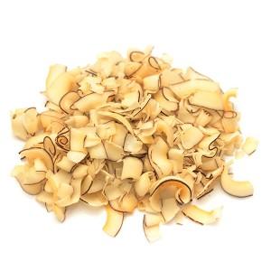 קוקוס קלוי ללא סוכר