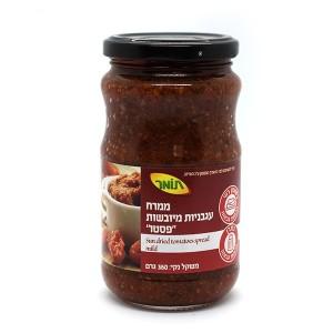 ממרח עגבניות מיובשות ״פסטו״ – תומר