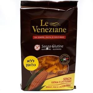 פסטה ללא גלוטן – ביסלי מקמח תירס