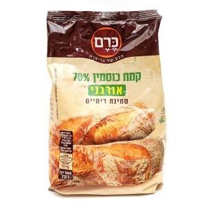 קמח כוסמין 70% אורגני 1 ק״ג – הכרם