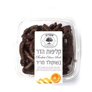 קליפות הדר בשוקולד מריר – השקדיה