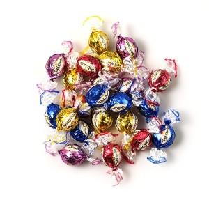 פרלינים – שוקולד מריר במילוי קרם קקאו פרווה