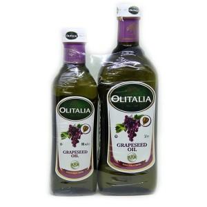 שמן זרעי ענבים Olitalia – קנה 1 ליטר וקבל 0.5 ליטר מתנה