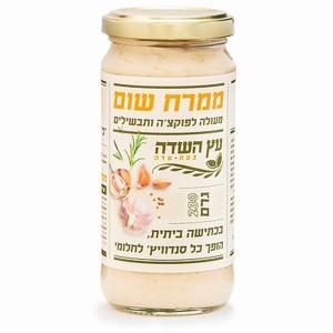 ממרח שום כפרי – עץ השדה – 2 יח׳ ב-35 ש״ח