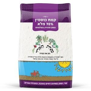 קמח כוסמין 70% מלא 1 ק״ג – מנחת הארץ