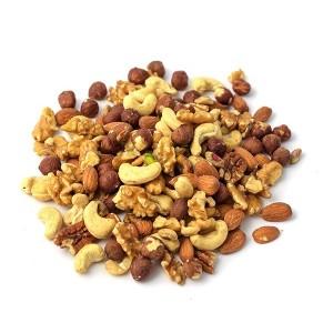מיקס אגוזים טבעיים