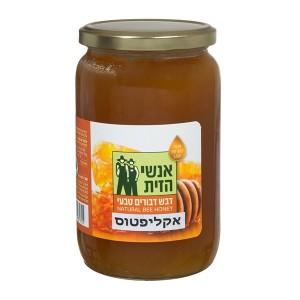 דבש טבעי מפרחי אקליפטוס 1 ק״ג – אנשי הזית