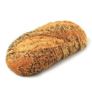 לחם כוסמין עם קצח – 2 יח׳ ב- 30 ש״ח