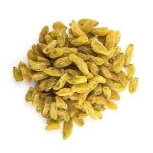 צימוק פרסי ירוק