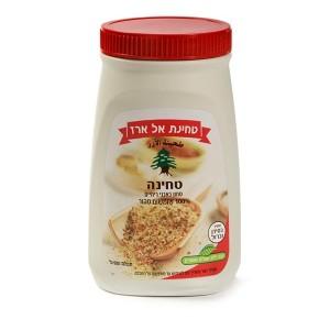 טחינה לבנה 500 גרם – אל ארז