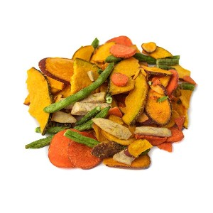 ירקות שורש מטוגנים